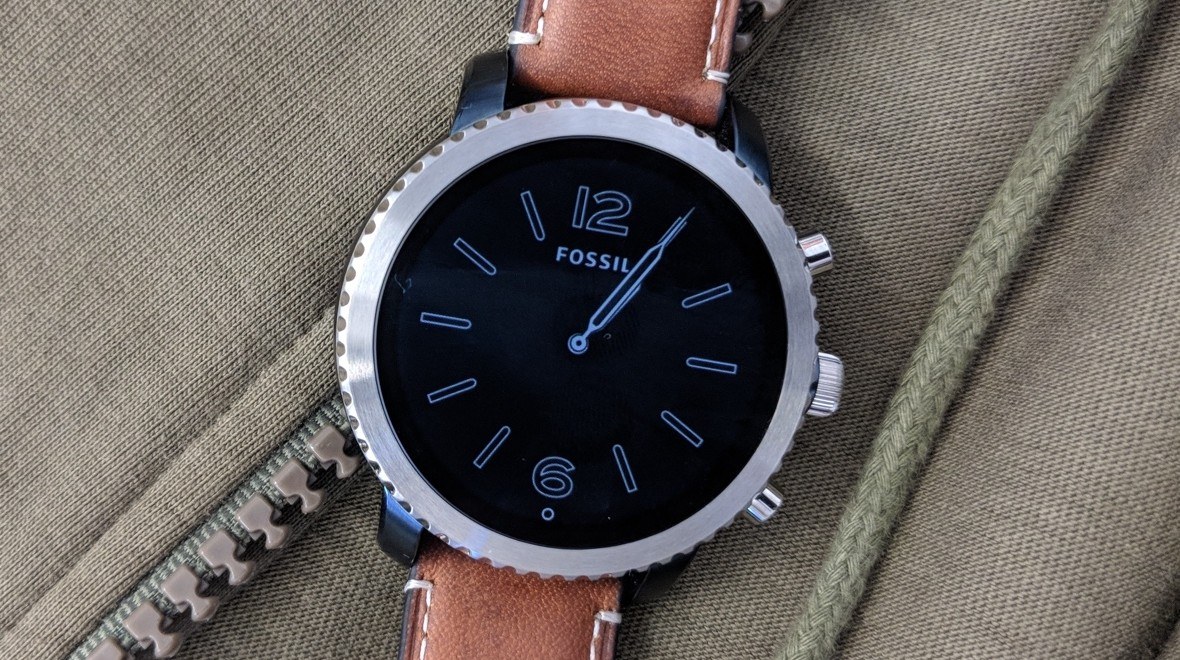 Fossil: FCC Entry Points to Upcoming Smartwatch