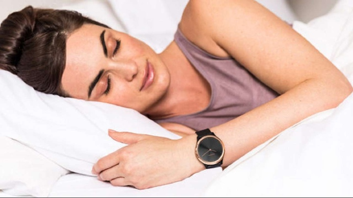 Trialling Garmin's new sleep features