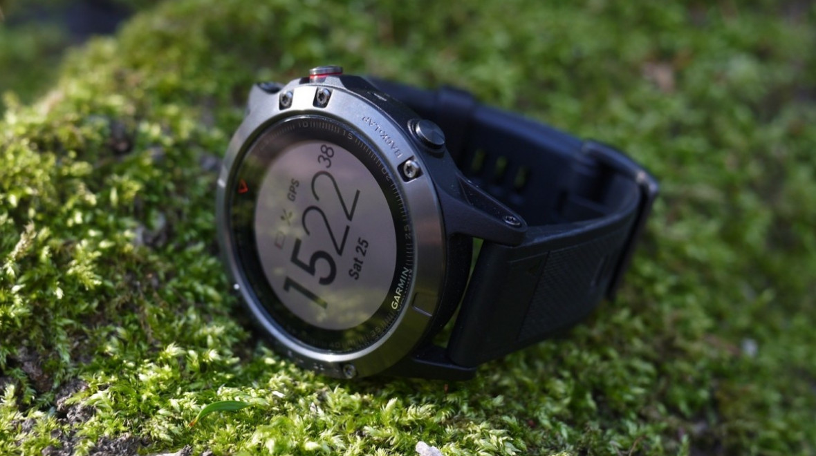Garmin Fenix 5 available for less than £350