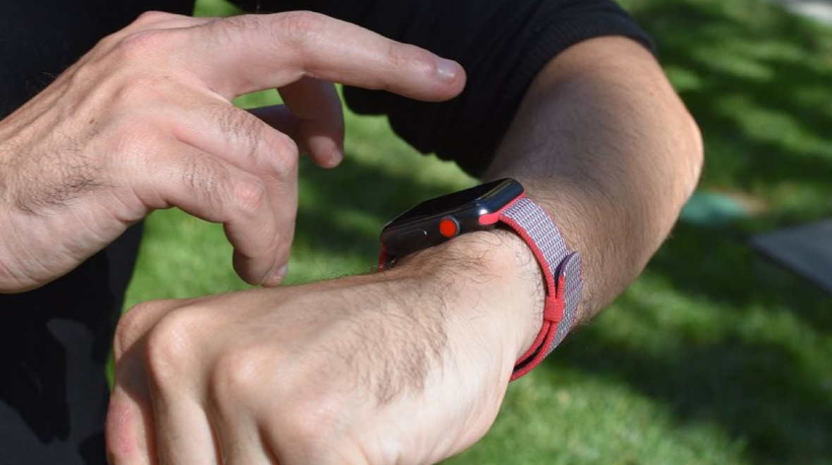 Apple's sunburn-detecting Watch
