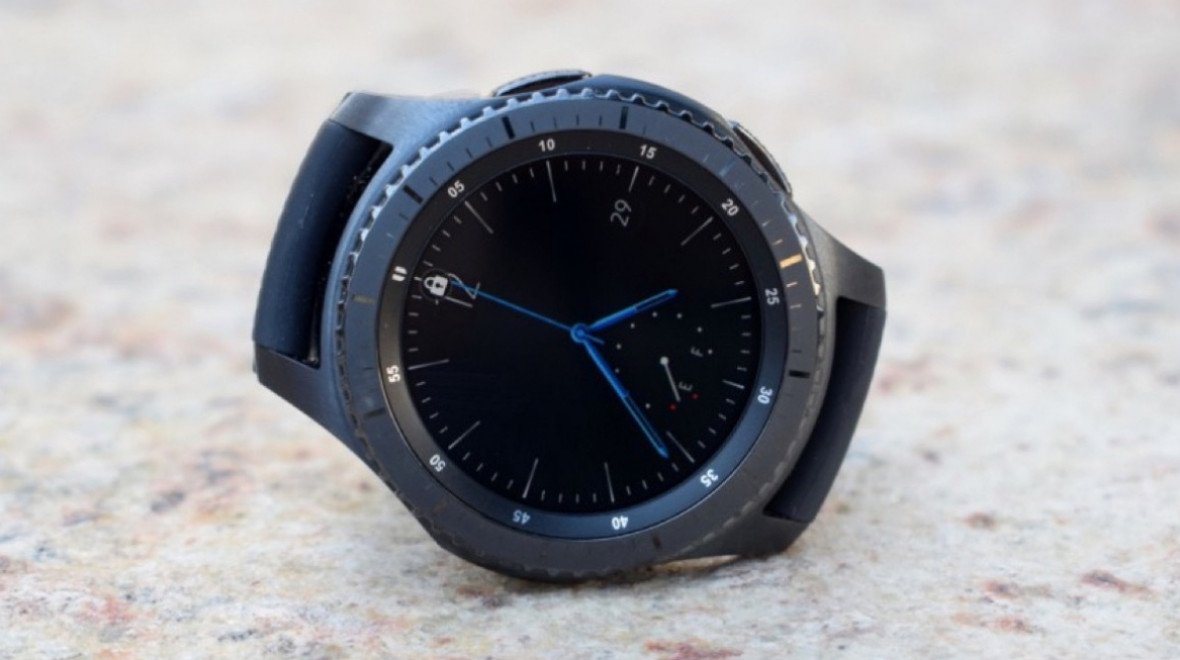 I'm not excited by the Galaxy Watch