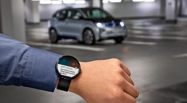 BMW smartwatches will launch in 2019