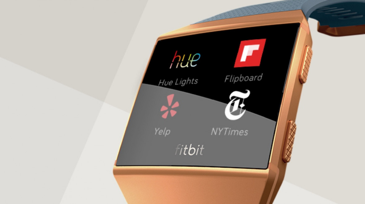 The best Fitbit Ionic apps