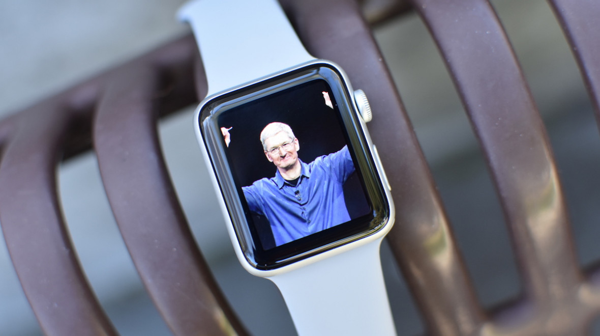Apple Watch has record-breaking quarter