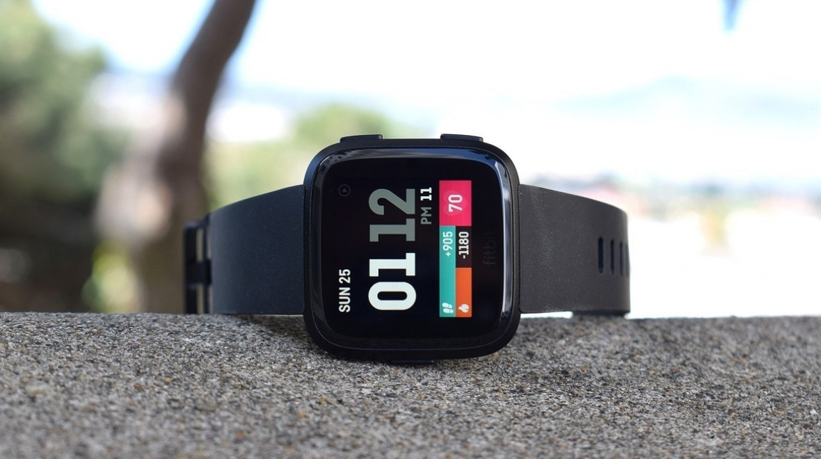 Versa smartwatch success is boosting Fitbit