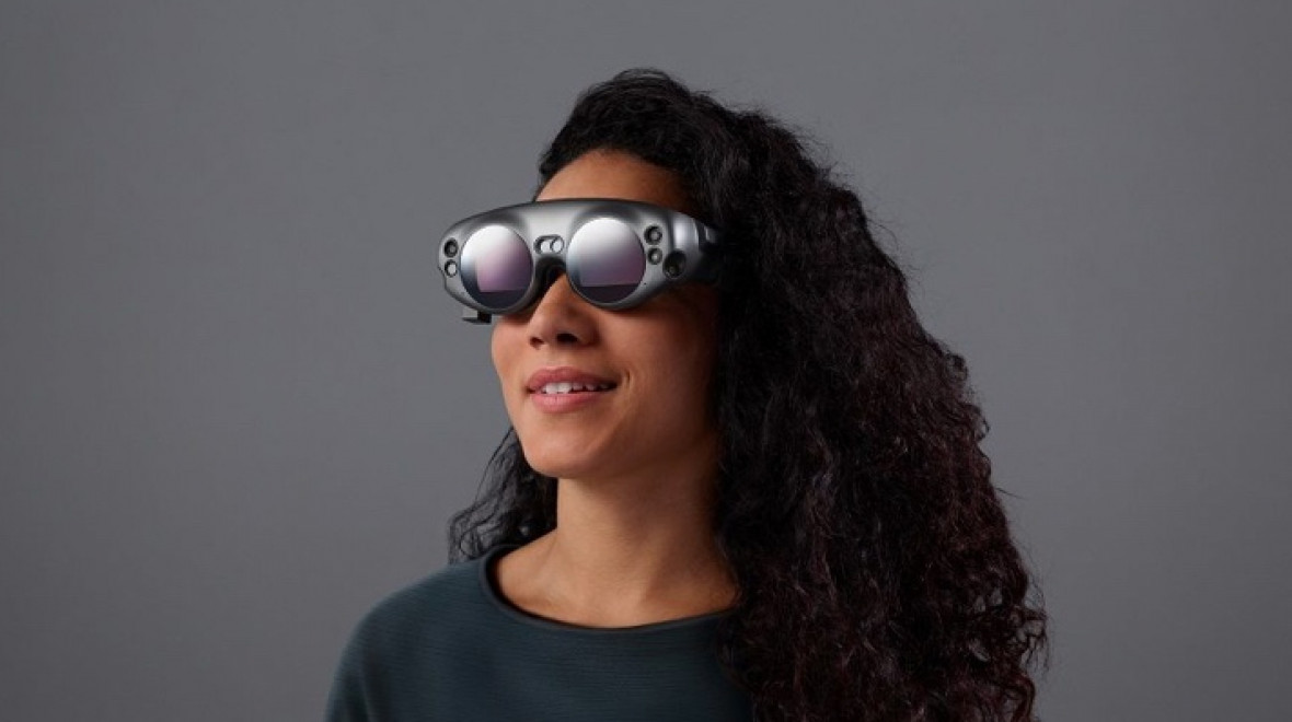 Charged up: Magic Leap gets real