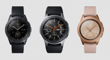 Samsung Galaxy Watch officially unveiled