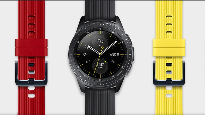 Samsung Galaxy Watch Goes Solo With Seven Day Battery Life And 4g