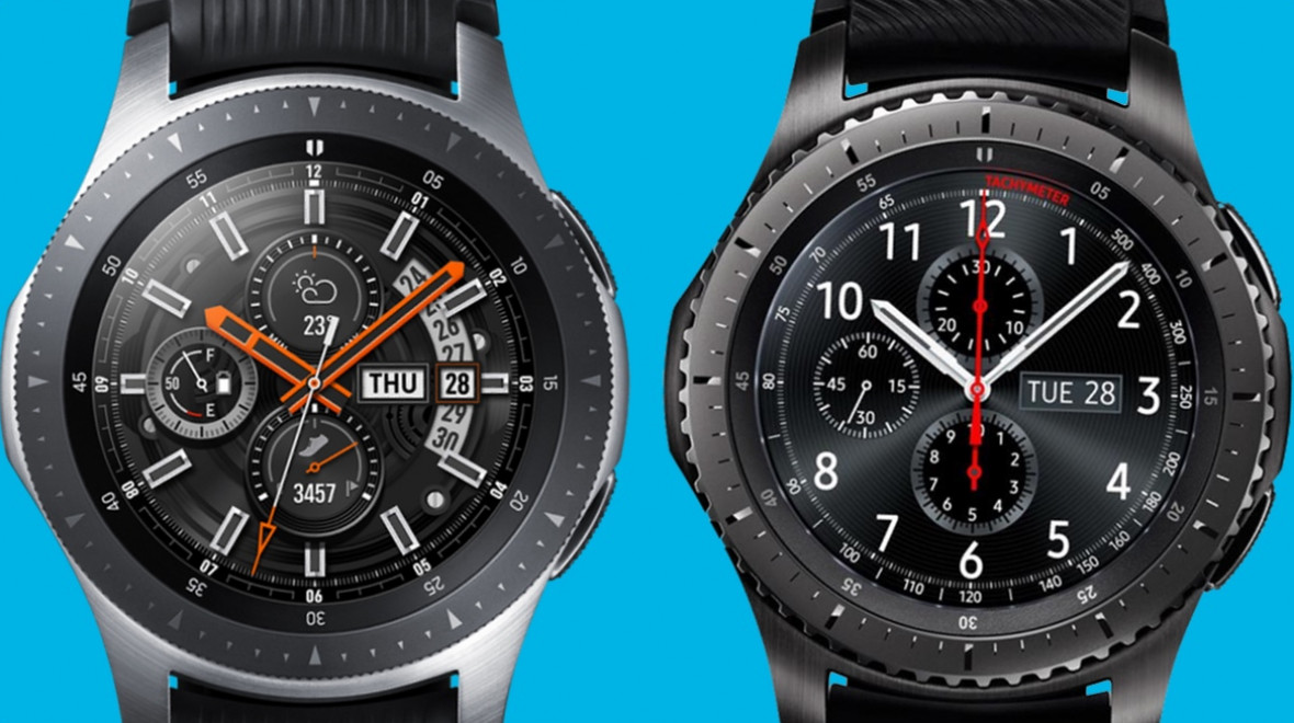 Samsung Galaxy Watch v Gear S3