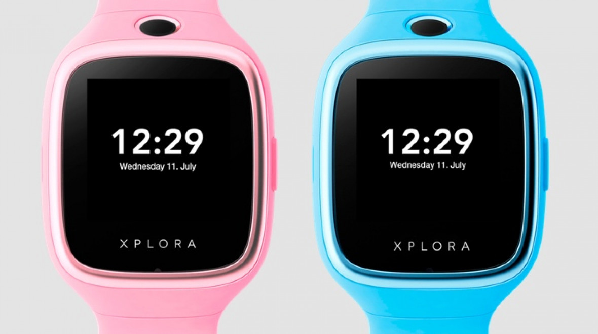 Xplora unveils waterproof kids smartwatch