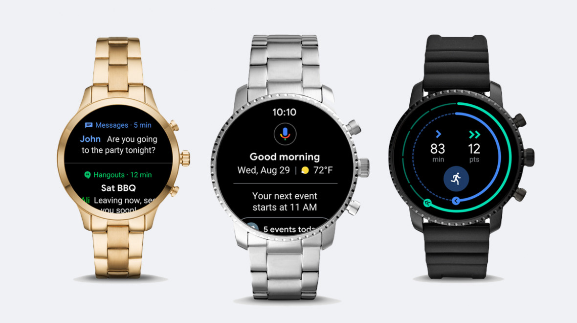 Google announces an update for Wear OS ahead of Pixel launch