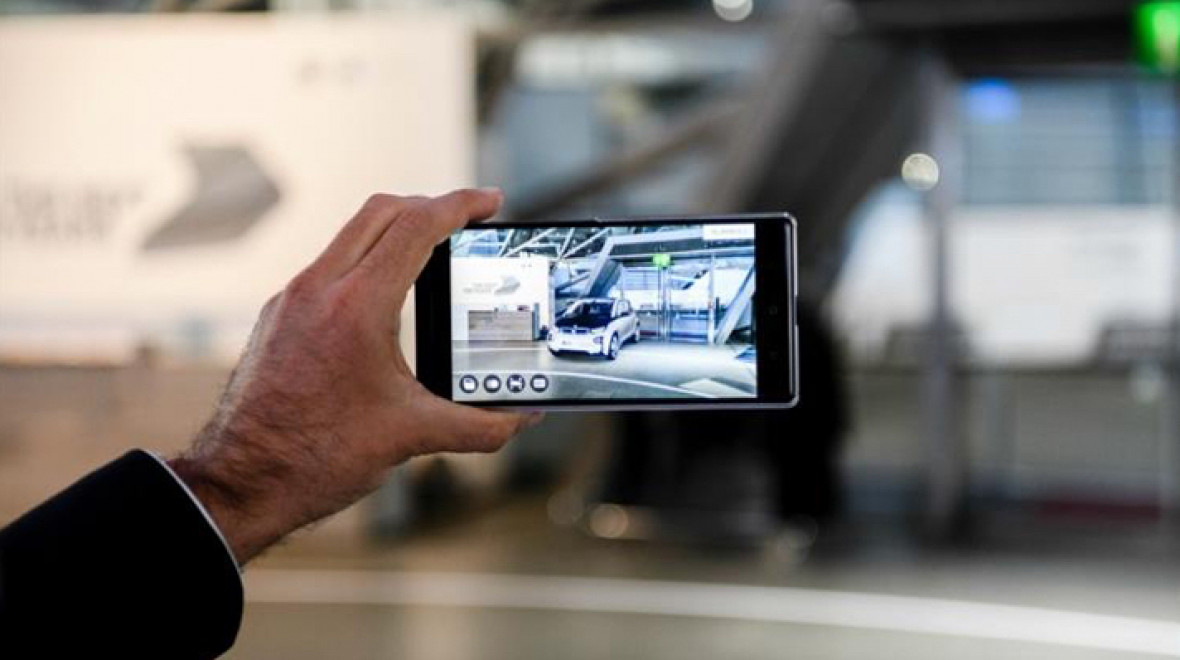 The future of the high street is AR