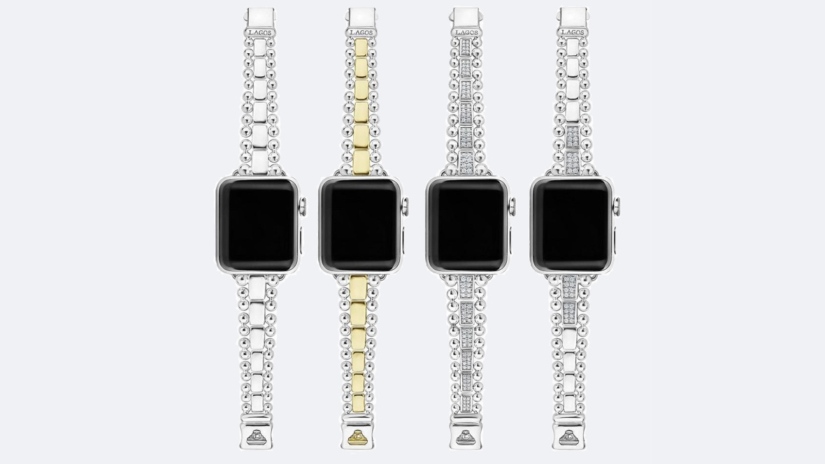Jewelry maker Lagos launches some mighty fancy Apple Watch