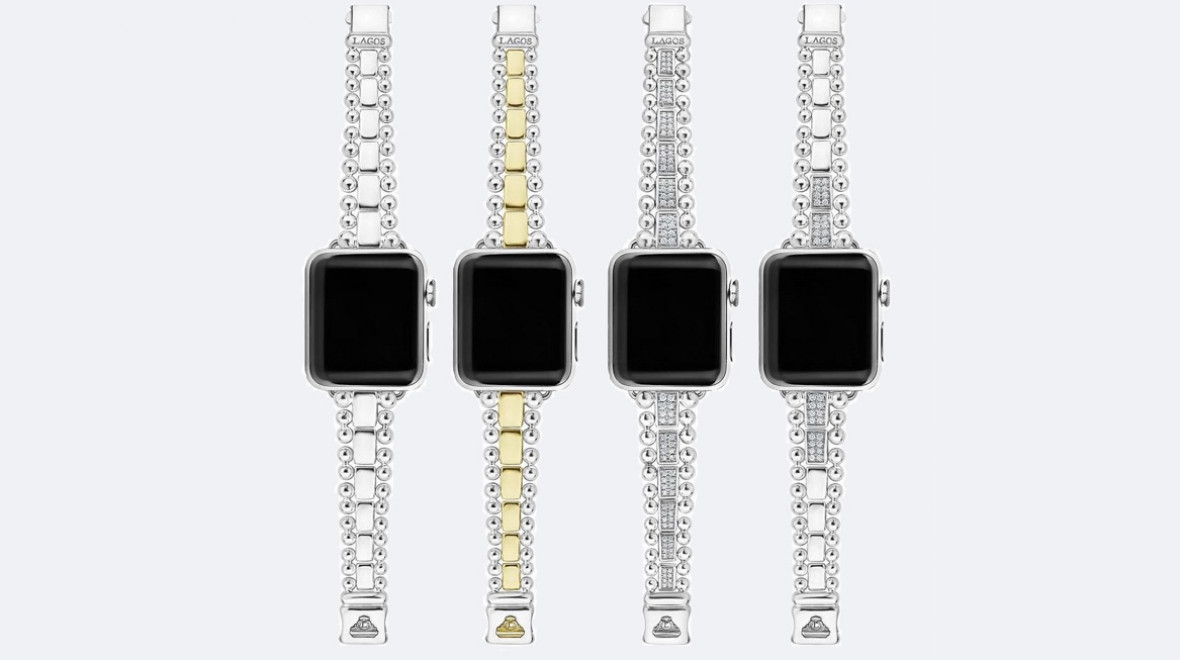 Lagos launches Apple Watch bracelets