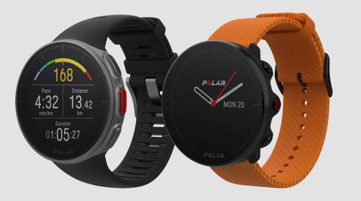 Polar Vantage V unveiled as sports watch successor to Polar V800