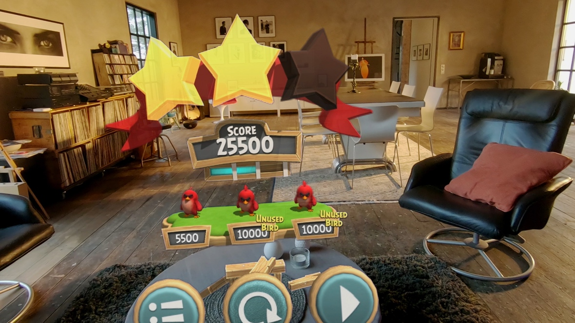 Field of view: Magic Leap gets Angry Birds - this is our future