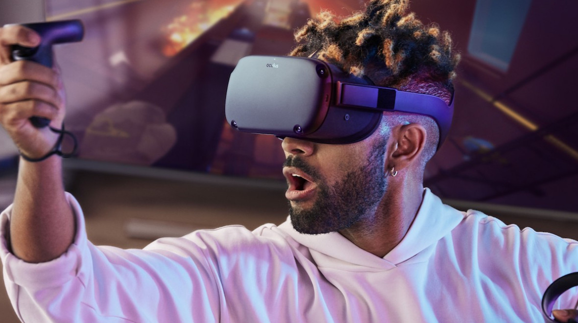 Oculus Quest standalone headset announced