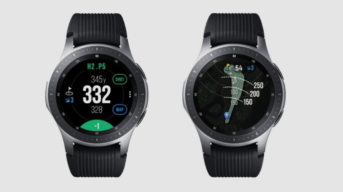 Samsung announces the Galaxy Watch Golf Edition