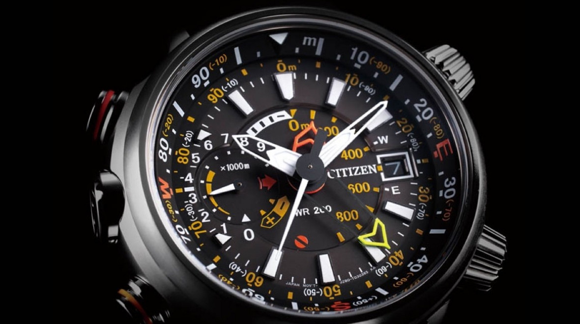Citizen hybrid smartwatches are coming