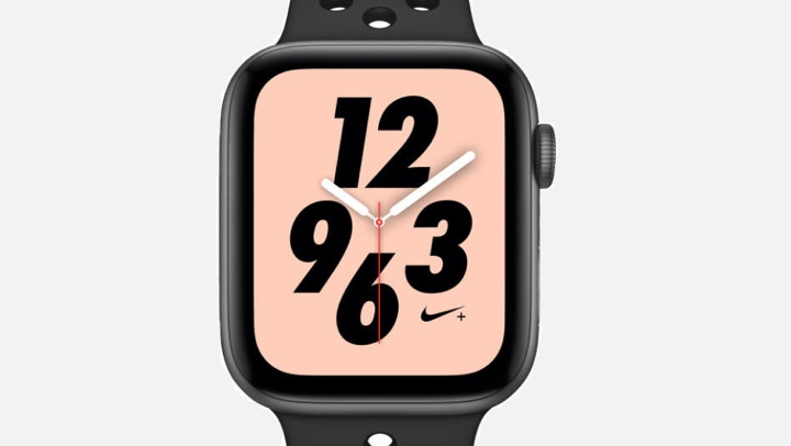 And finally: Apple Watch Series 4 Nike+ edition is now available
