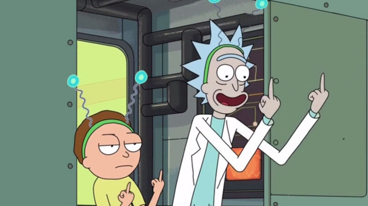 A Rick and Morty smartwatch is coming soon
