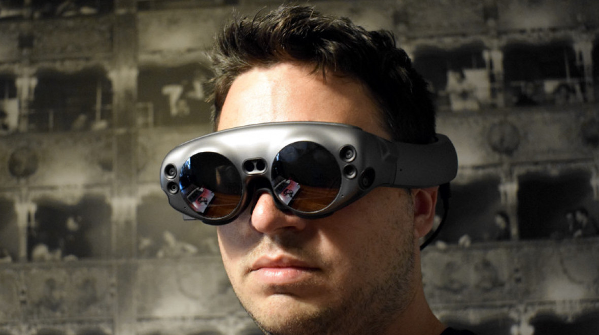 Magic Leap reveals plans for 2019