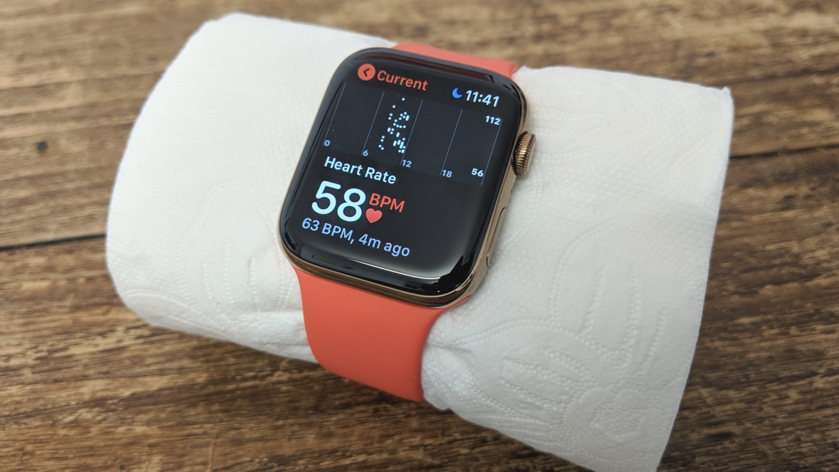 Here's why heart rate monitors are getting bpm from bog rolls