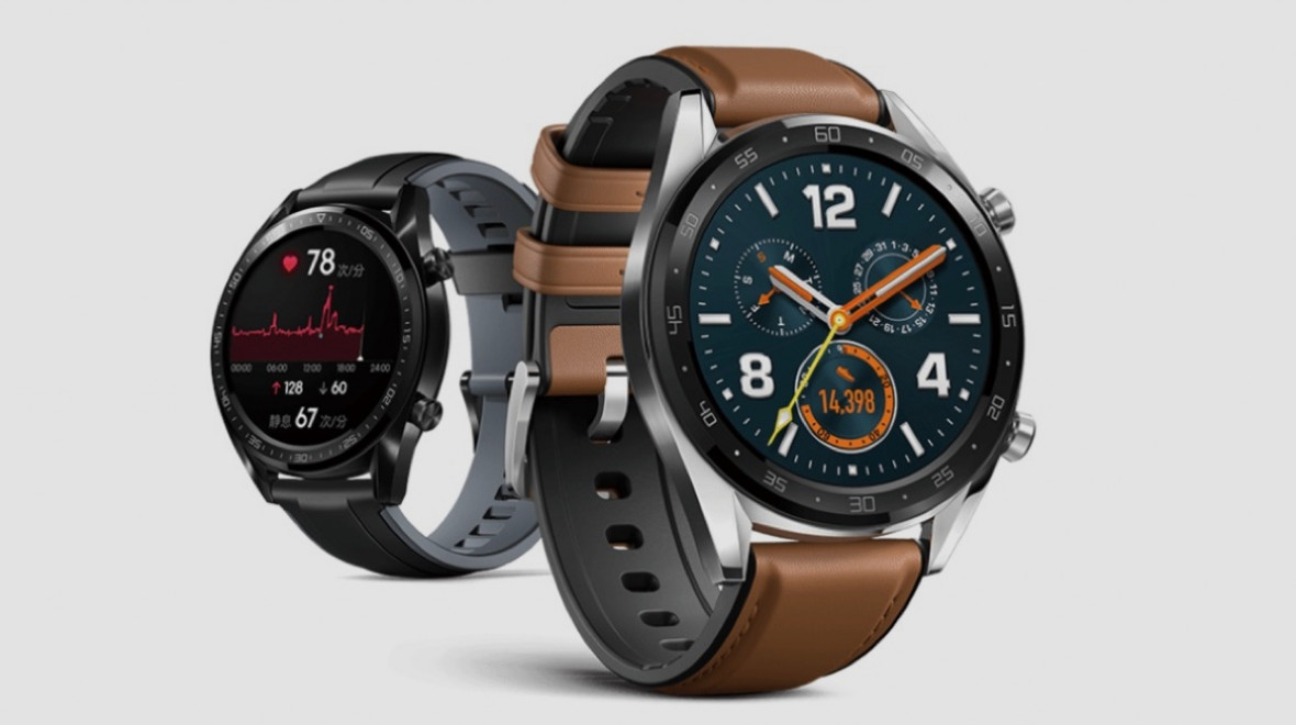 The Huawei Watch GT is coming to America