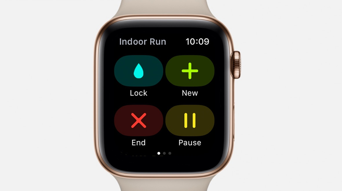 How to enable auto-pause on Apple Watch