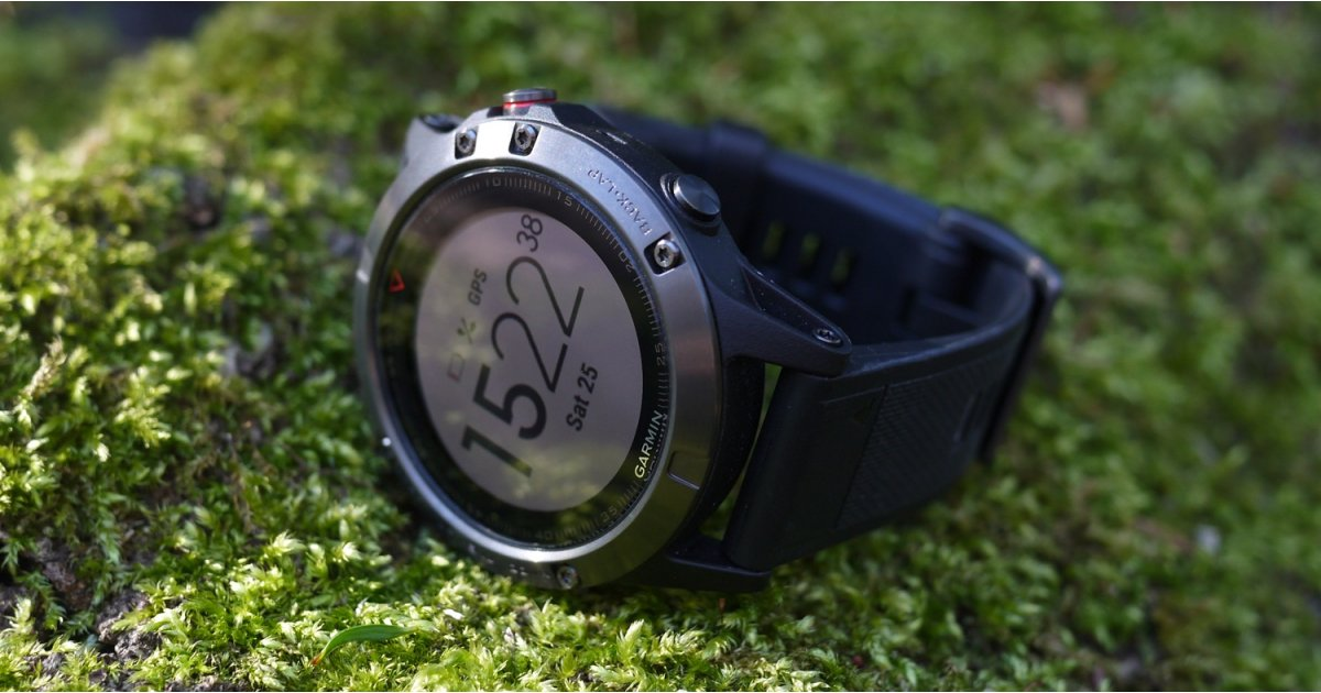 Garmin Fenix 5 drops to £350 in Black Friday 2018 sale