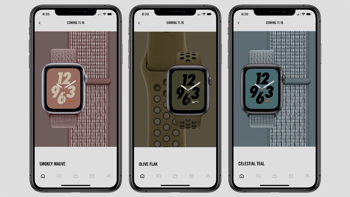 New Apple Watch bands are inbound