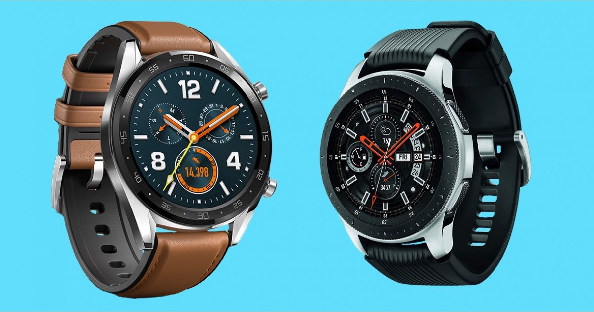 Huawei Watch GT v Samsung Galaxy Watch: Wear OS alternatives compared