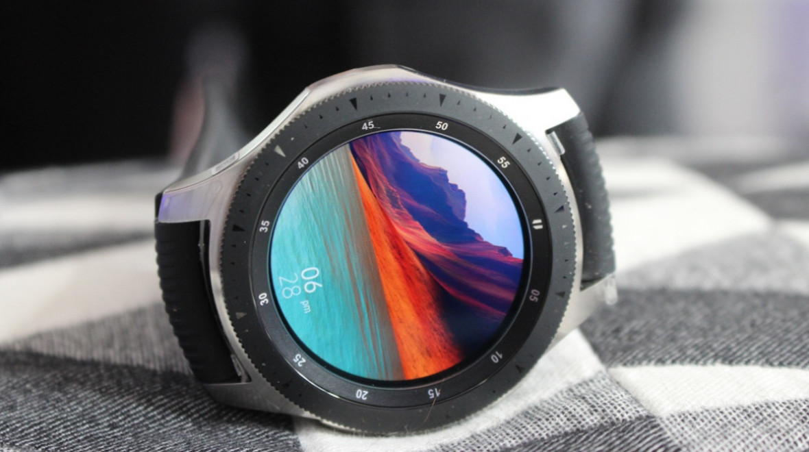 Samsung Galaxy Watch price cut on Amazon