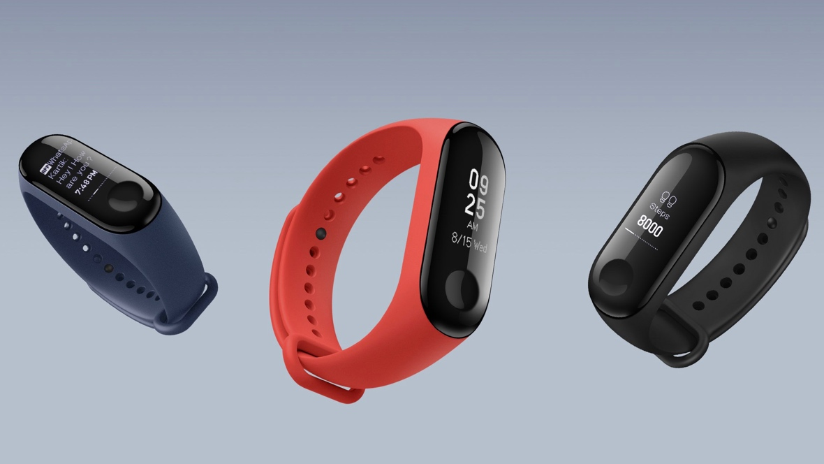 Get started with the Xiaomi Mi Band 3