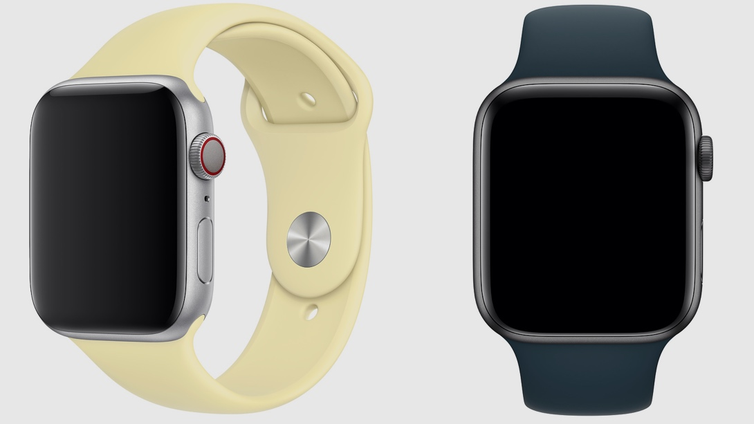 And finally: New Apple Watch Bands land