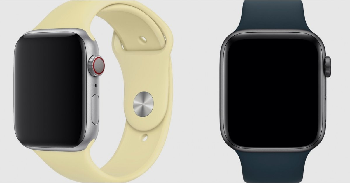And finally: Apple Watch new Sport straps land and more