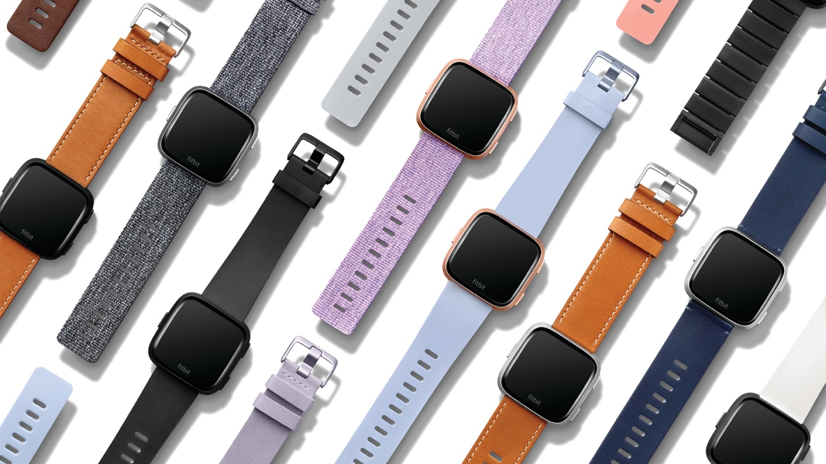 How to change the bands on your Fitbit