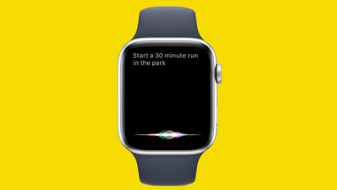 Apple Watch Siri guide