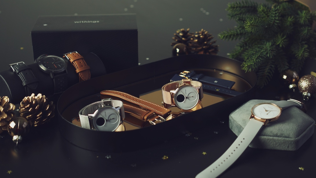 Withings Collector Watchbox sets go live