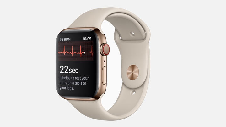Apple Watch ECG support is here