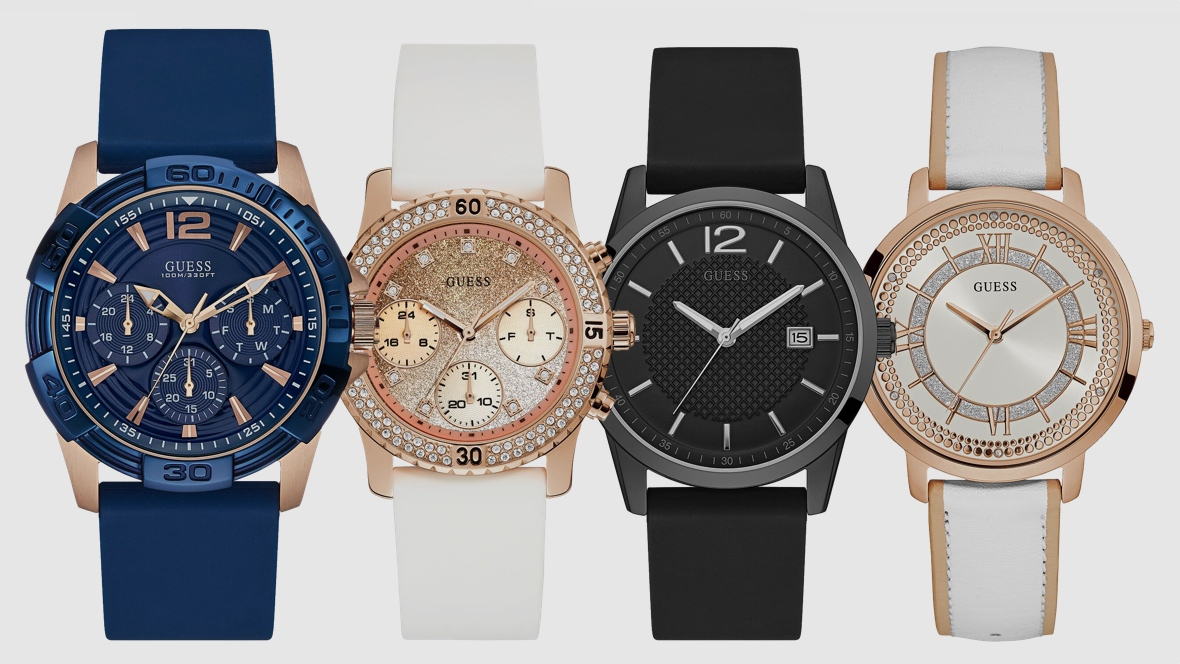 Guess unveils contactless payment collection