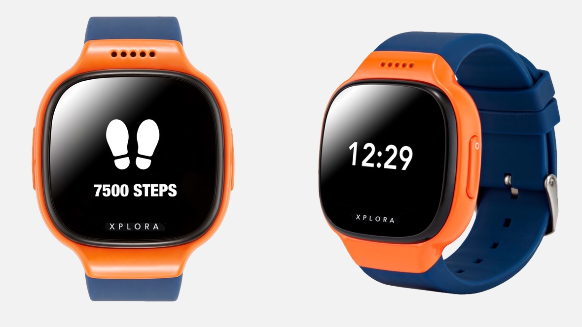 Xplora 2 kids watch plays with Amazon Echo