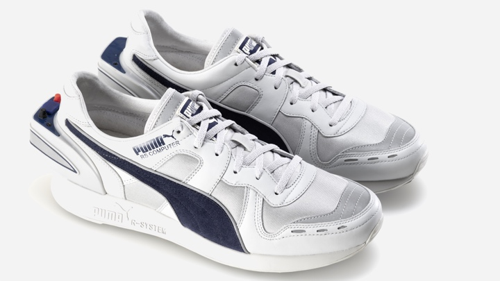 Puma gives retro shoe a modern makeover