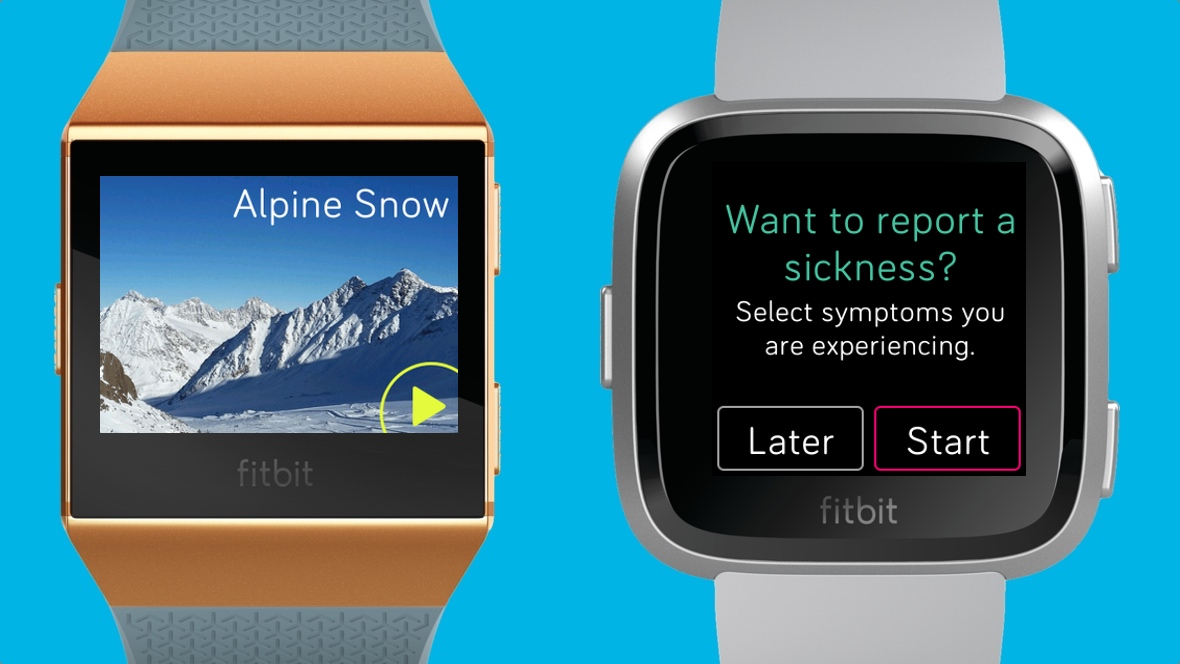 Fitbit OS 3.0 update adds apps and improved dashboard