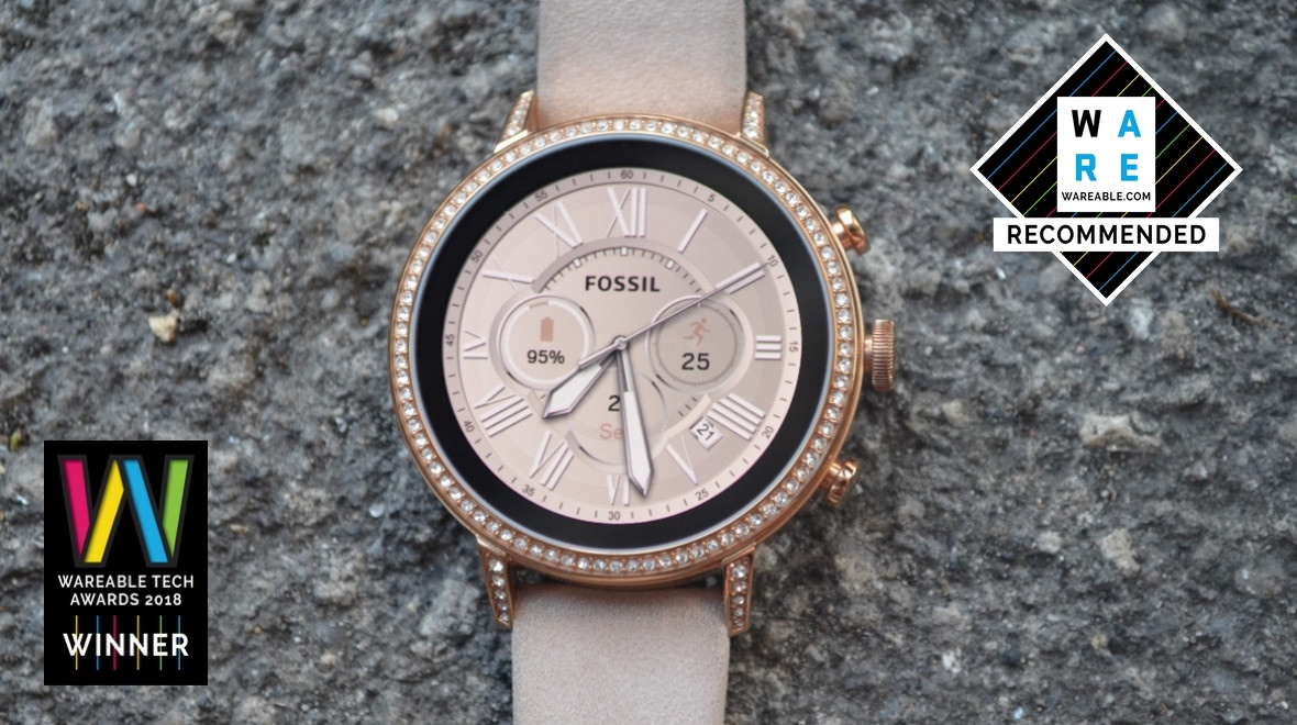 2ccbbc227 Fossil Q Venture HR review
