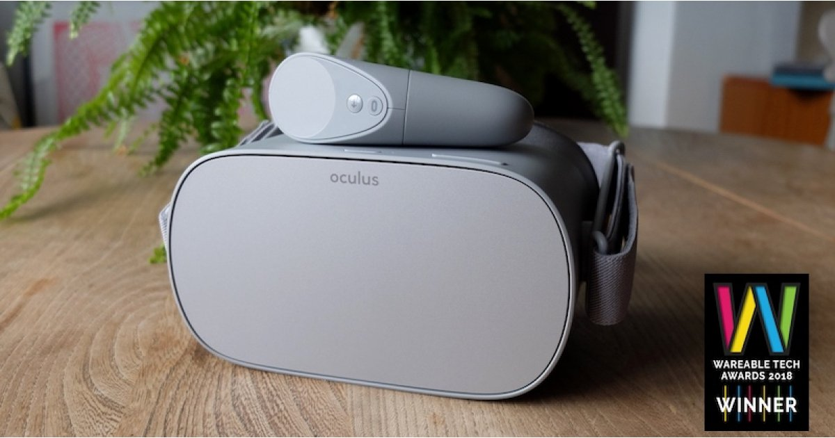 Why Oculus Go was our VR/AR Innovation of the Year 2018