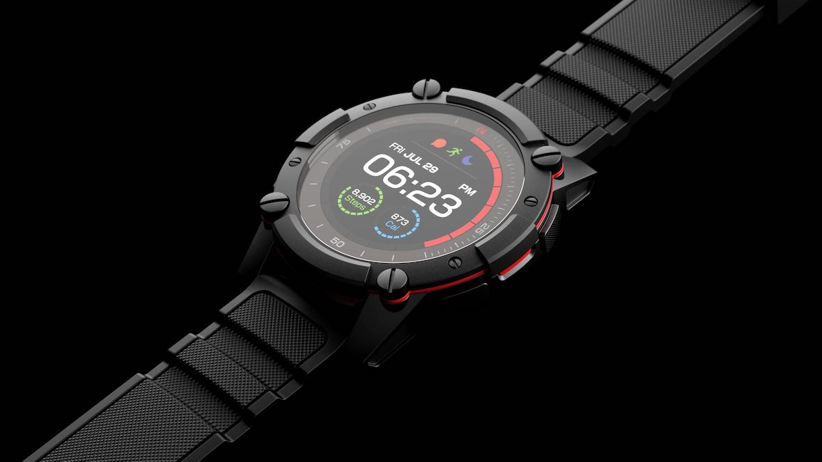 PowerWatch 2 turns into a real watch