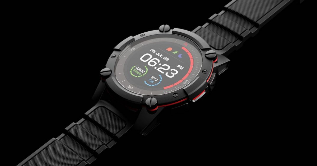 The PowerWatch 2 ups its smartwatch skills with solar power, heart rate and GPS