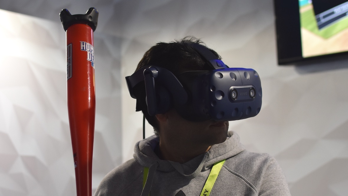 Hands-on with HTC Vive Pro Eye