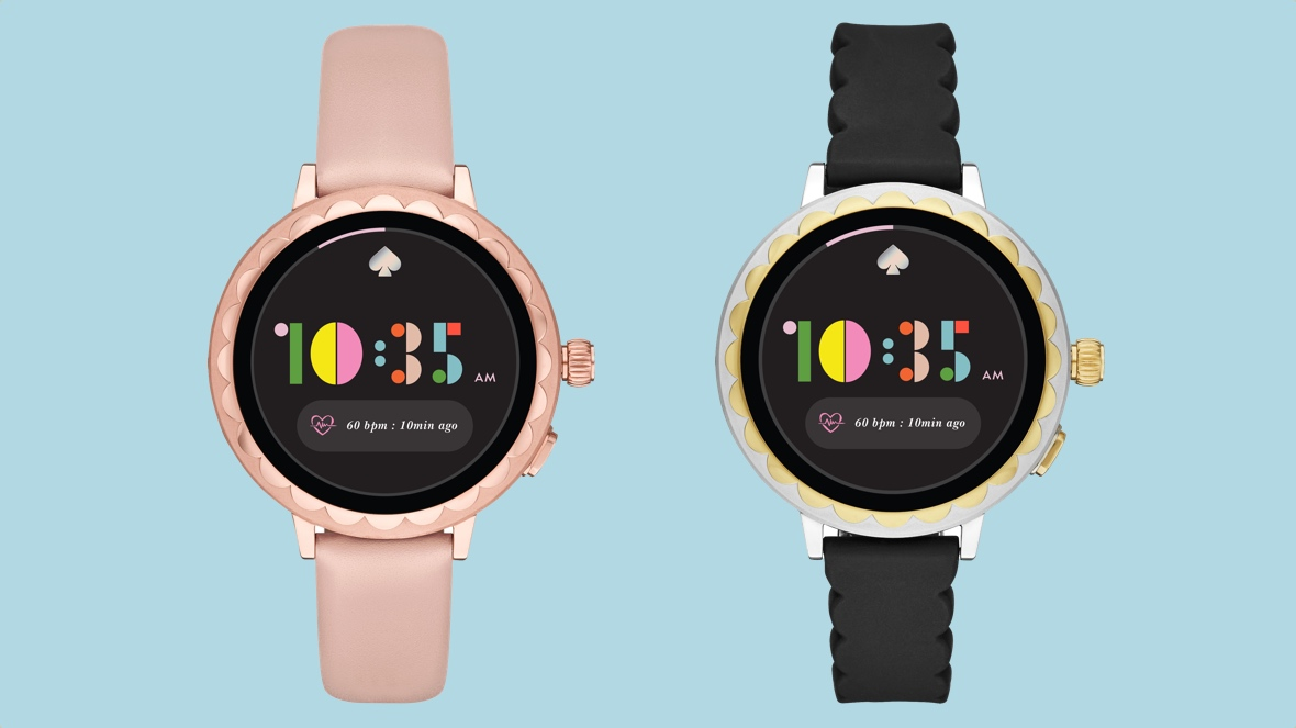 New Kate Spade smartwatch unveiled
